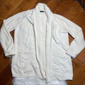 Jcrew long cardigan Large